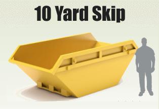 10 Yard Skip Reading Recycling