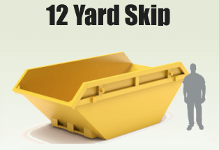 12 Yard Skip Reading Recycling
