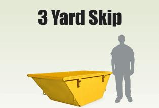 3 Yard Skip Reading Recycling