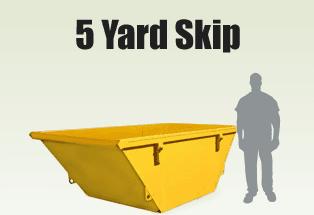 5 Yard Skip Reading Recycling